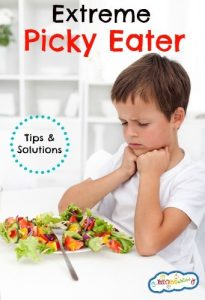Extreme Picky Eaters