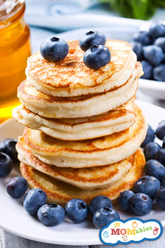 Allergy-Friendly Pancakes: Gluten, Dairy, Egg Free Pancakes