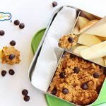 Healthy Pumpkin Dip - perfect for your Halloween party and goes great with apples!