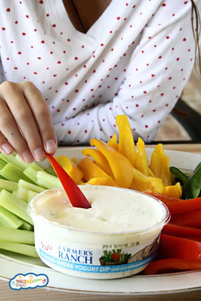 Sabra Ranch Dip - Perfect for dipping veggies or using as a spread on your favorite sandwich.
