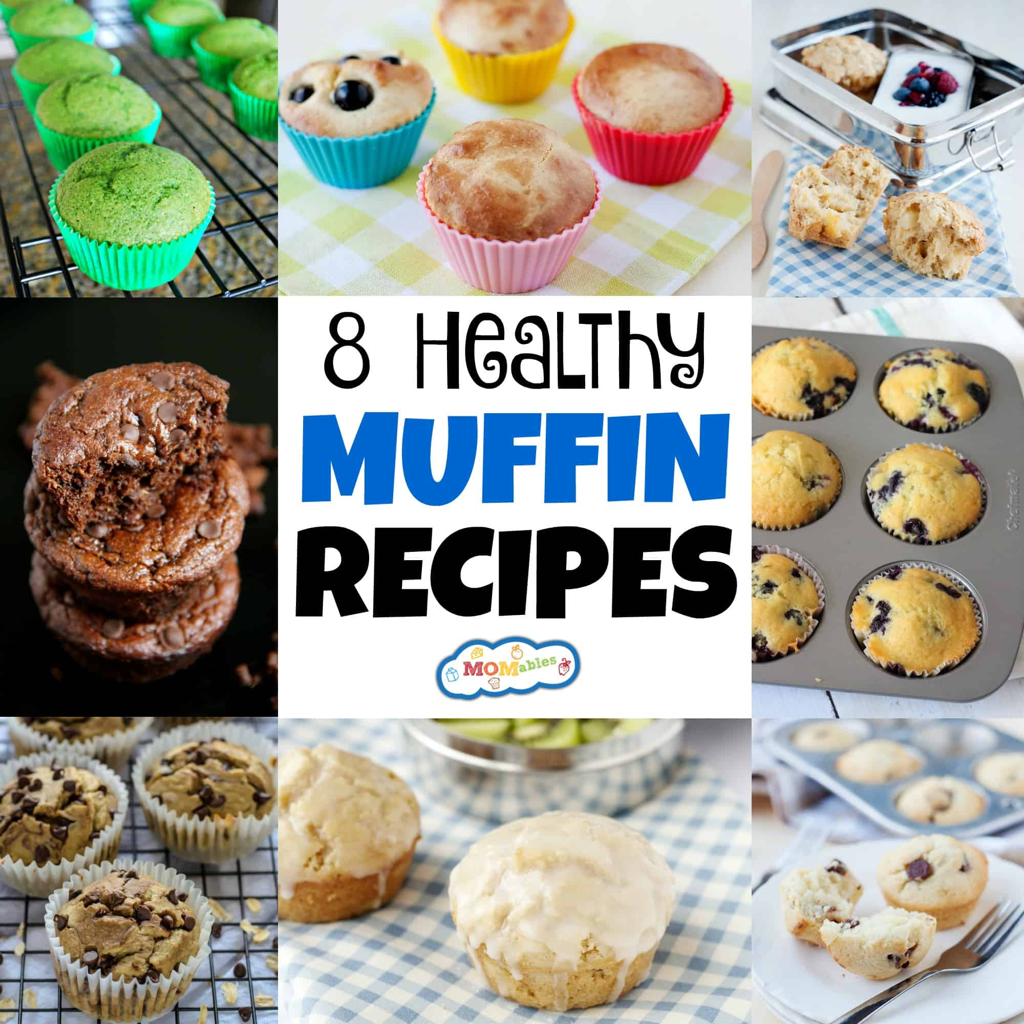 8 Healthy Muffin Recipes For Breakfast Momables