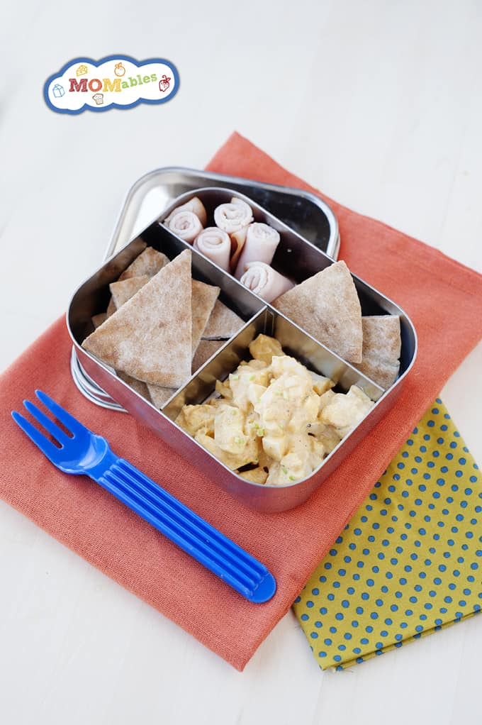 Egg salad is a classic lunch staple. You can use it in sandwiches, wraps, or even as a dip for crackers or veggies!