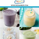 10 Healthy Smoothie Recipes for kids.