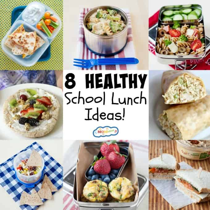 8 healthy school lunch ideas momables good food plan on it 8 healthy school lunch ideas forumfinder Images
