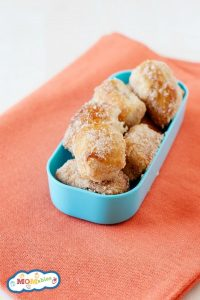Cinnamon Soft Pretzel Bites Recipe