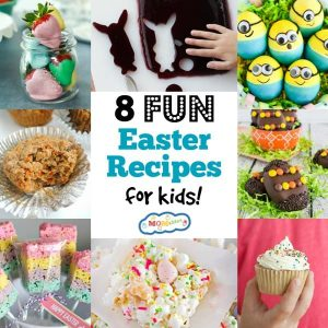 8 Fun Easter Recipes for Kids