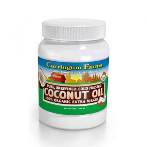 Carrington Farms Organic Extra Virgin Coconut Oill