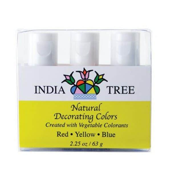 India Tree Natural Decorating Colors