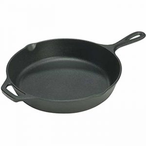 Lodge Pre-Seasoned Cast-Iron Skillet