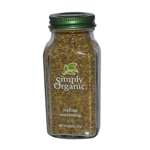 Simply Organic Italian Seasoning