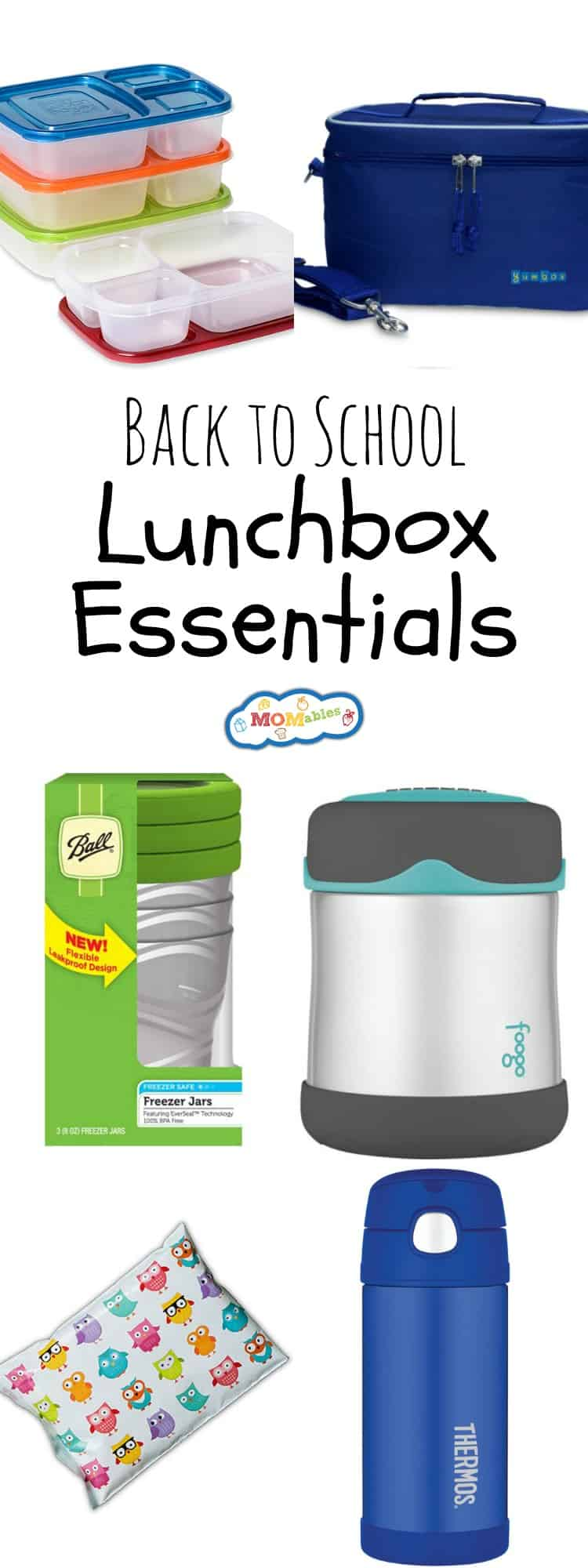 Are you prepared for packing the lunchbox? You must check out these essential lunchbox items to make sure you are packing lunches like a pro!