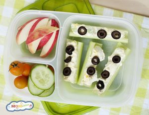 5 Picky Eater Approved School Lunches: Egg Salad 5 Ways