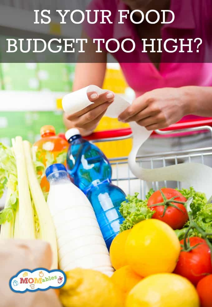 how to calculate your family s monthly food budget momables