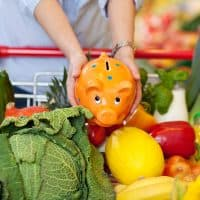 You want to check out these tips on how to eat fresh food on a budget!