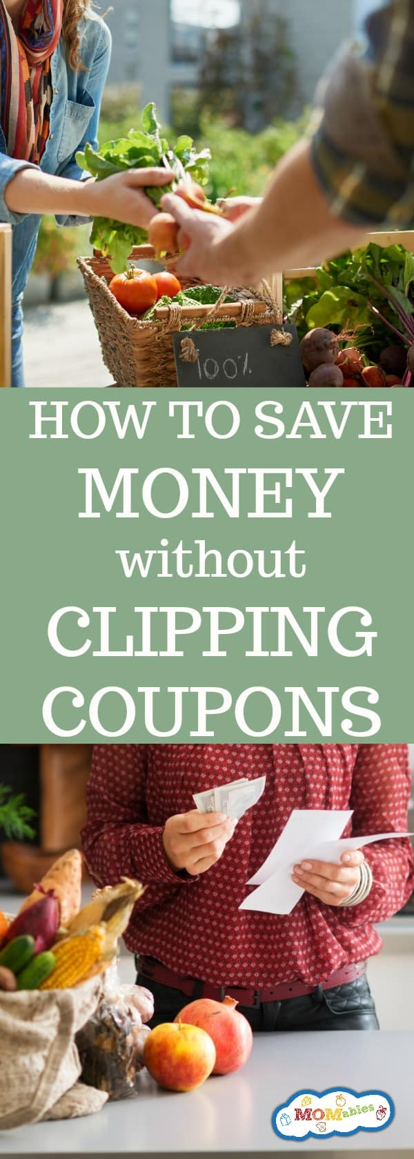 Check out these simple tips and tricks to help you save money on groceries without clipping coupons!