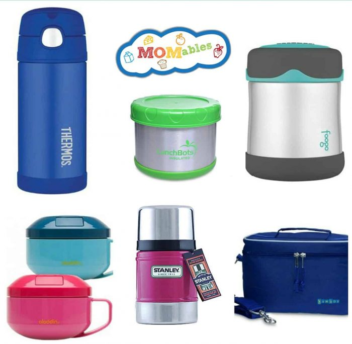 954f3254f590 Top 5 Thermos Containers for School Lunches | MOMables