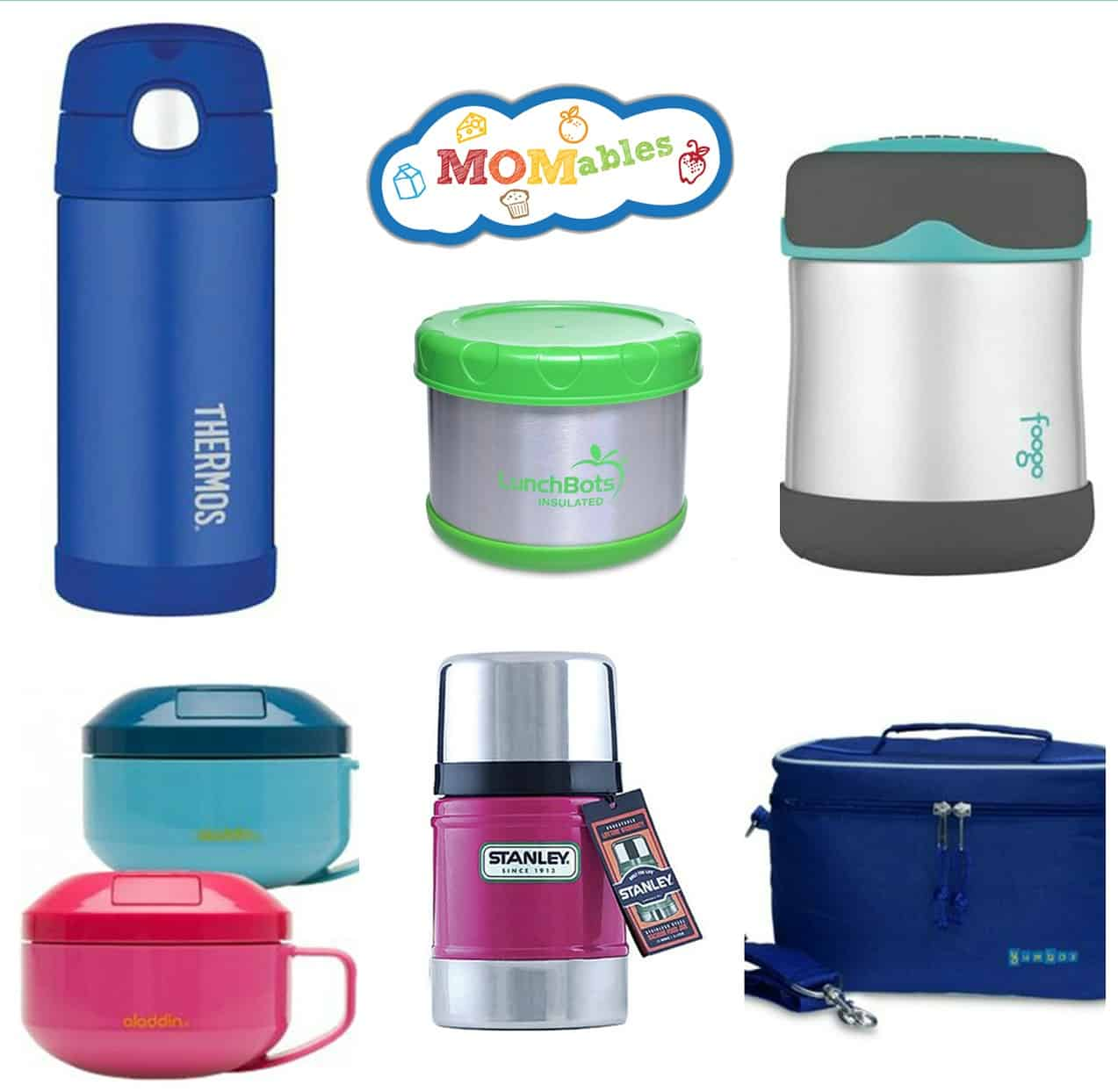 Top 5 Thermos Containers For School Lunches Momables