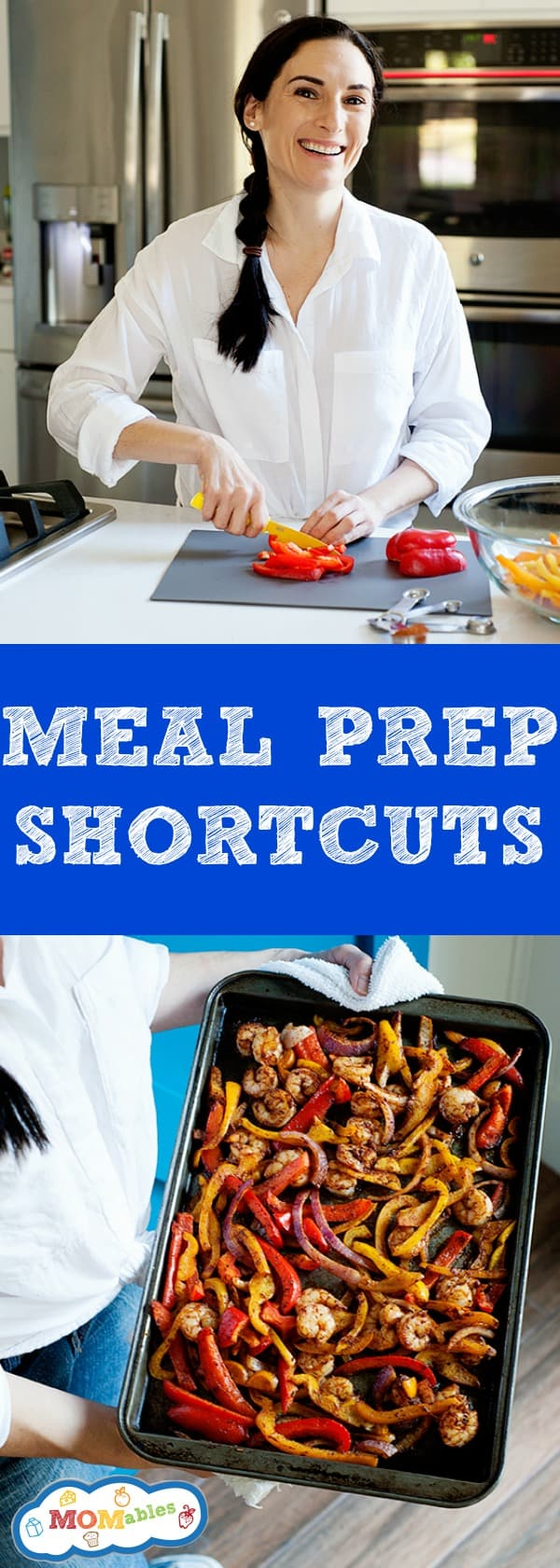 Meal Prep shortcuts to help you make meals faster