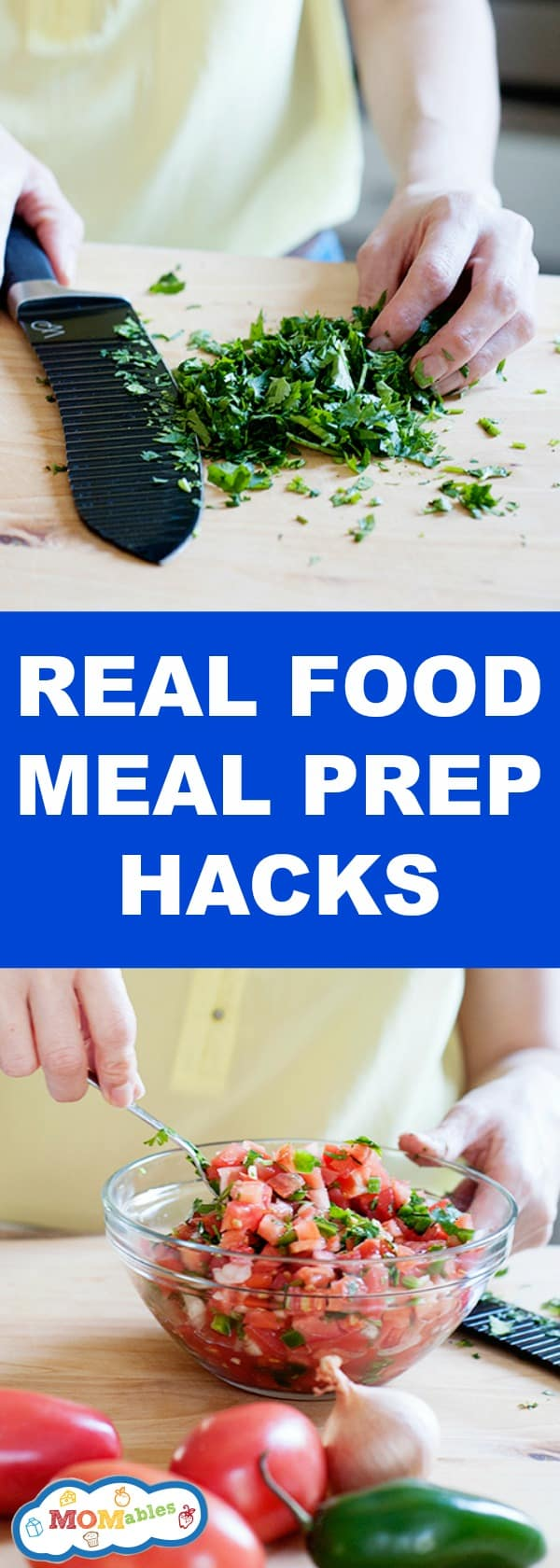Meal Prep shortcuts to help you make real food meals faster