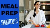 meal prep shortcuts