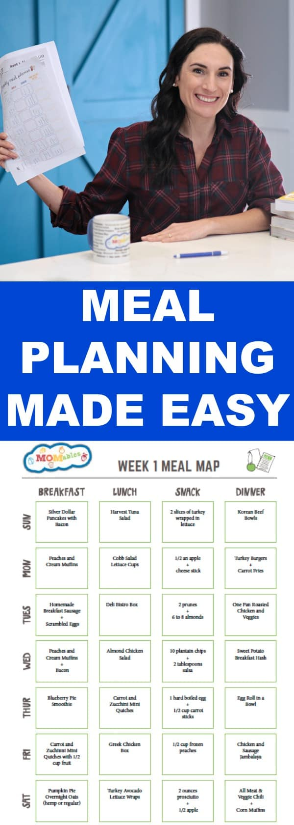 Stay on track with your KickStart, Sugar Detox, Real Food, Paleo, or Whole30 with these meal planning tips.