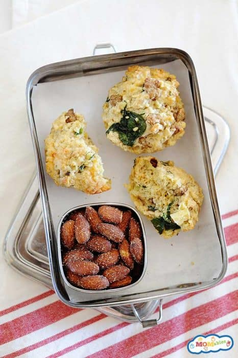 Sweet And Savory Jumbo Breakfast Muffins Momables