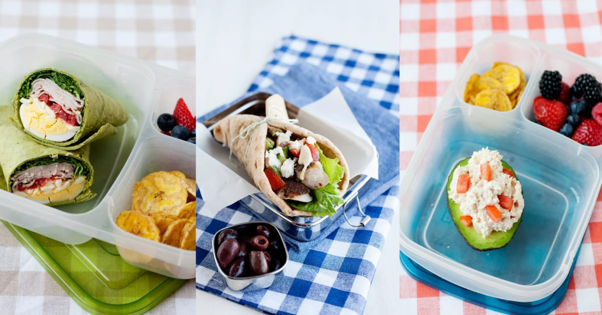 Healthy School Lunch Ideas For Teens Momables