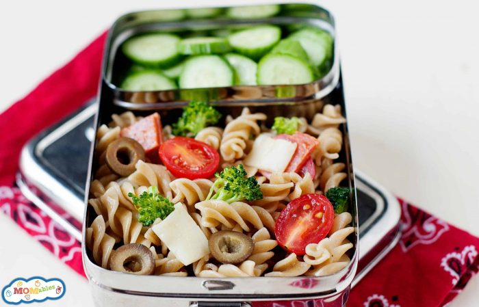 5 minute lunch ideas for back to school