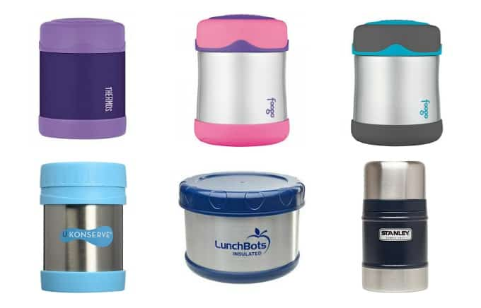 Best thermos containers for hot food
