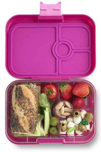 Yum Box Lunchbox that keeps your food protected and will last for yeard