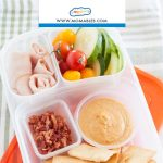 healthy cali lunch boxes
