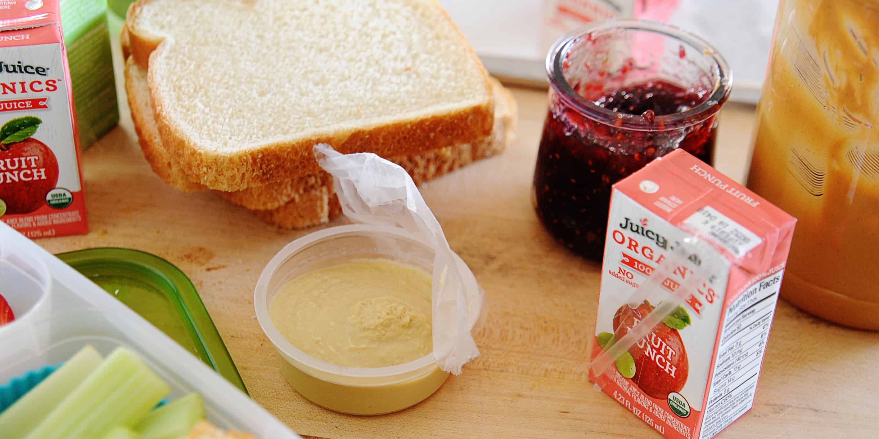 lunch packing hacks for school