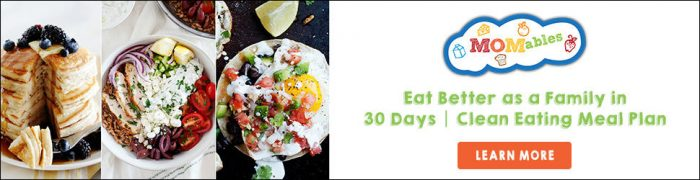 clean eating meal plan fb ad