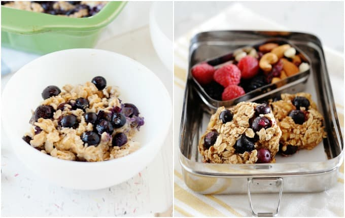 Blueberry breakfast recipes