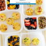 3 Healthy Breakfast Egg Cups