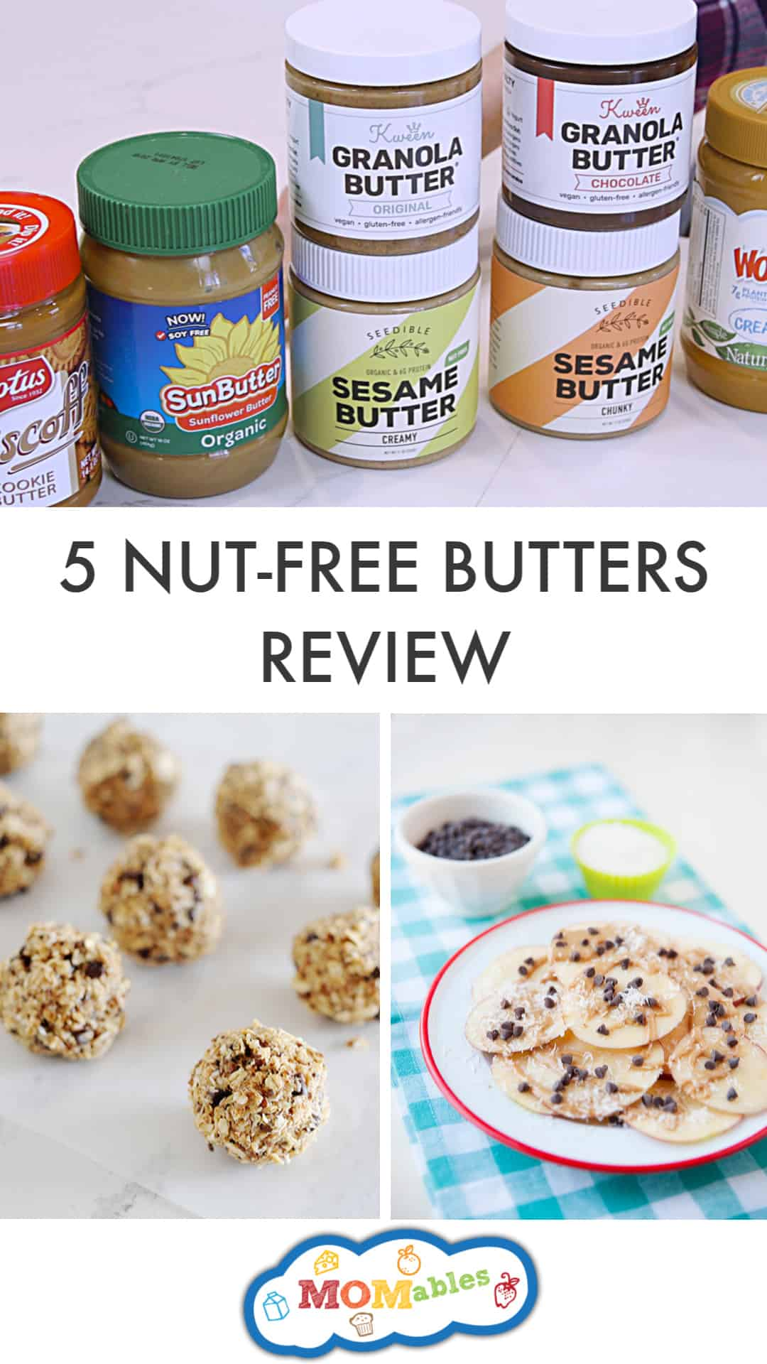 the best peanut butter alternatives so you can make nut-free recipes