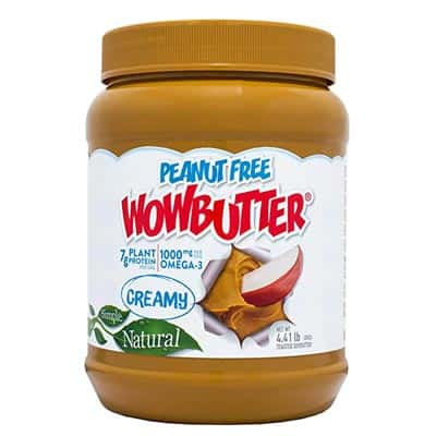 soy butter wow butter nut free