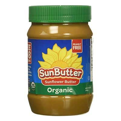 sunflower butter nut free