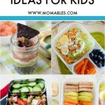 cold lunch ideas for school