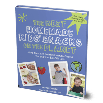 best homemade kids snacks on the planet cookbook