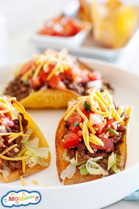 How To Make Hard Taco Shells Crunchy Momables